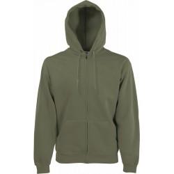 F.O.L.   Classic Hooded Sweat Jacket